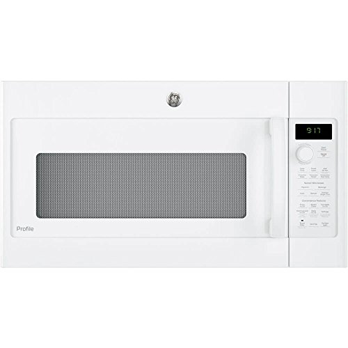 GE Profile Series 1.7-cubic Feet Convection Over-the-range M