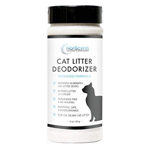 NonScents Odor Control Cat Litter Deodorizer - Professional
