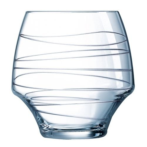 Price comparison product image Chef & sommelier - h3994 - Lot de 4 verres de dégustation 38cl OPEN UP ARABESQUE
