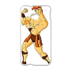 HTC One M7 Phone Case White Hercules Hercules DXW6766529