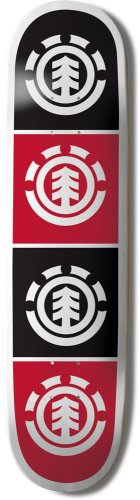 Element Quadrant Shape # 14 Thriftwood Skateboard Deck, (Thriftwood Deck)