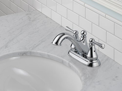 Delta Faucet 35999lf Haywood Polished Chrome Two Handle: GOOD CHOICE Delta Faucet 25999LF Haywood Two Handle Center