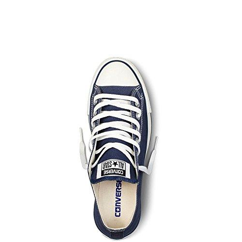 Converse Mens Sneaker In Tela Di Taylor Blu Navy A Basso Spessore