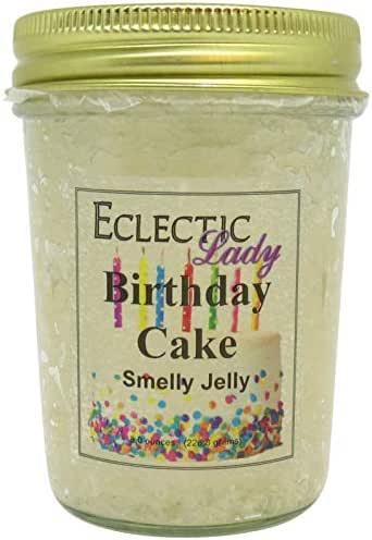 Birthday Cake Smelly Jelly by Eclectic Lady