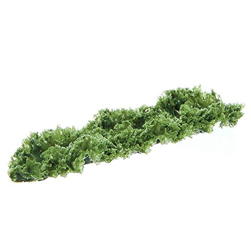 Artificial Kale Runner Garnishing Green - 12'' L x 3'' W by CCI IND INCREDIBLE INEDIBLES