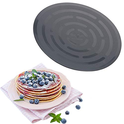 Westmark 15262270 Pancake-/Omelette Turner Flic-Flac, 10.2 x 10.2 x 1.7 inches, Black