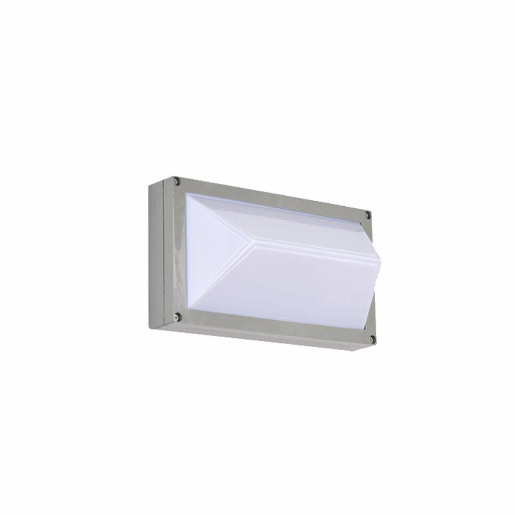 Silber grau Im Freienwand beleuchtet wasserdichte Hotel-Ganglichter (Farbe   Silber grau)