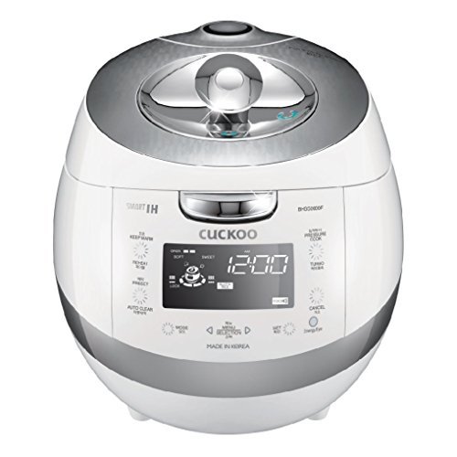 6-Cup Stainless IH Pressure Cooker ()