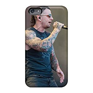 Protector Hard Phone Covers For Iphone 6plus (JWT10928DSQK) Unique Design High Resolution Avenged Sevenfold Band A7X Pictures