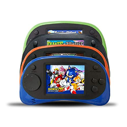 Handheld Game Console - Rs-8 Game Player - RS-8 8Bit 2.5inch Screen Built-in 260 Different Classic Games Handheld Game Consoles with AV Cable - Blue ( Classic Handheld Games ) by Unknown (Image #3)