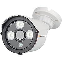 Jennov A59 Cmos Color 1200Tvl HD Security Camera Home Surveillance Cctv Camera Bullet Waterproof Wide Angle 3.6mm Lens Night Vision Outdoor Camera