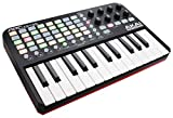 Akai Professional APC Key 25 | Compact USB Bus-Powered 40-Button Clip Launcher for Ableton Live with 25-Note MIDI Keyboard and 8 Fully-Assignable Q-Link Controls plus VIP 3.0 and Software Package Included