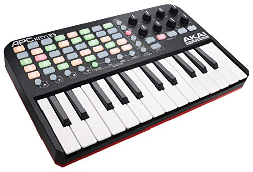 Akai Professional APC Key 25 | Ableton Performance Controller with Keyboard