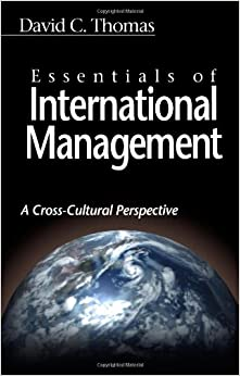 Essentials of International Management