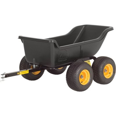 Polar Trailer 8261 HD 1200 Tandem Axle Utility Cart, 84 by 45 by 31-Inch For Sale