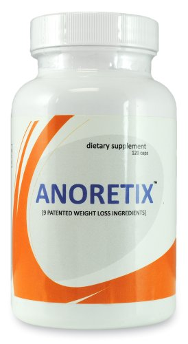 Anoretix - 60 Capsules - Weight Loss Pills - Block Fat & Carbs - Boost Metabolism- Quick Weight Loss - Appetite Suppressant