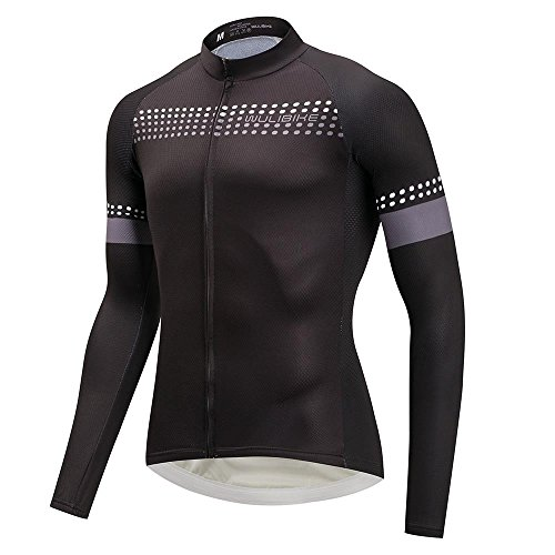 - Classic Bora Styled Pro Cycling Jersey Long Sleeved Shirt Men