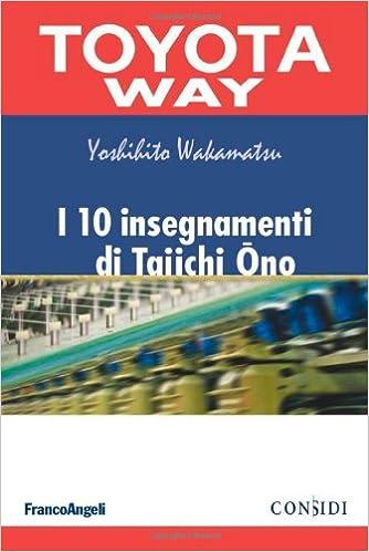 i 10 insegnamenti di taiichi ono xyend1xc