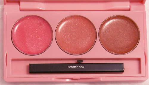 Smashbox Lip Brilliance Palette INSPIRE Limited edition Pink (Glass Lip Gloss Limited Edition)