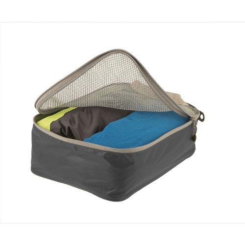 Sea to Summit Travelling Light Garment Mesh Bag (Small/Black) ()