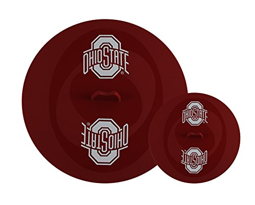 NCAA Ohio State Buckeyes Tailgate Topperz, Red, One Size