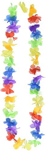 amscan Multicolor Floral Party Lei   24 Ct. - Multi Color Lei
