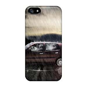High Grade SWHske Flexible Tpu Case For Iphone 5/5s - Polo Vw