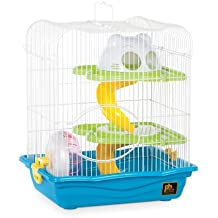Prevue Pet Products SP2003BLUE Hamster Haven, Small, Blue