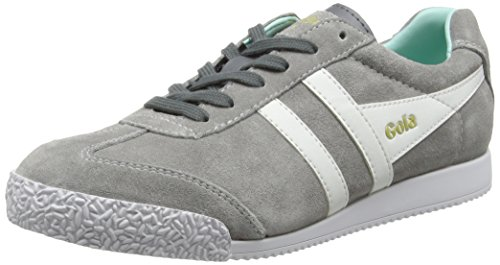 Gola Classics Women's Harrier Grey/Windchime/Mint 7 M