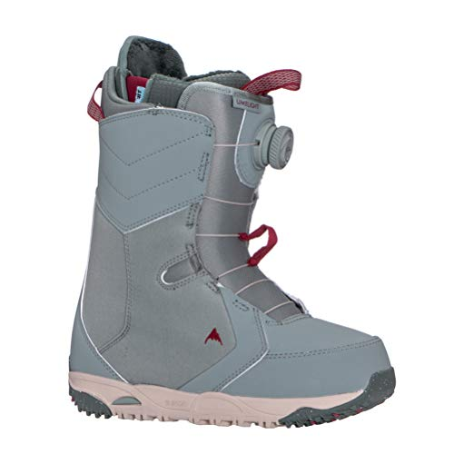 Burton Limelight BOA Snowboard Boots Sage Womens Sz 8