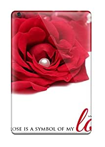 KLqLBCM11601jbRDN Tpu Phone Case With Fashionable Look For Ipad Mini/mini 2 - Love