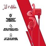 Skullcandy Jib Plus Active Sport Wireless in-Earphone with Mic (Red)