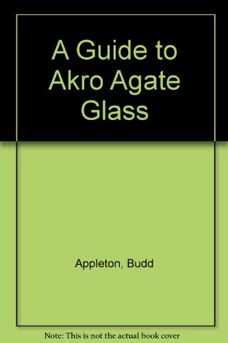 A Guide to Akro Agate Glass