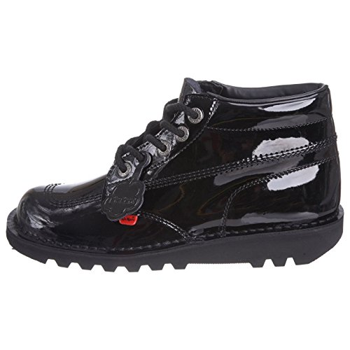 Image of Kickers Kick Hi Core Infants Boots Black