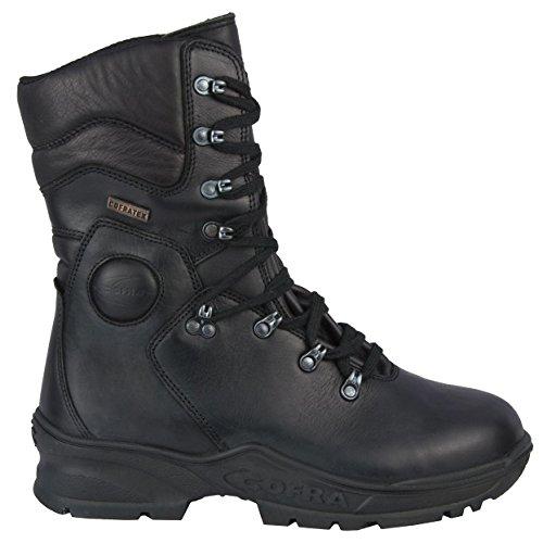 Cofra 21660-001.W43 Fire Stop Chaussure de sécurité Taille 43 Noir