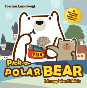 Polar Bear Game (Pick a Polar Bear)
