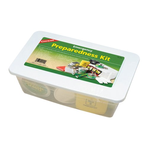 (Coghlan's Emergency Preparedness Kit)