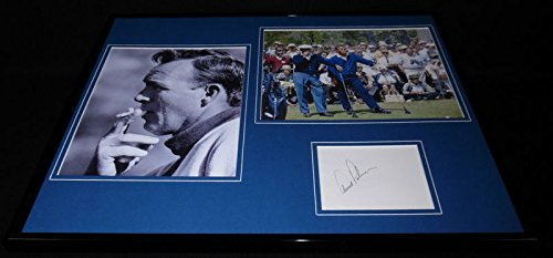 Arnold Palmer Signed Photo - 2