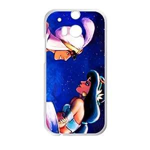 Aladdin and His Wonderful Lamp HTC One M8 TPU Case