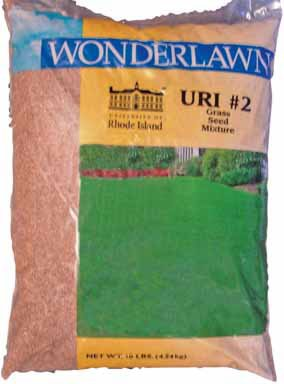 Wonderlawn University Of Rhode Island No. 2 Grass Seed Mixture
