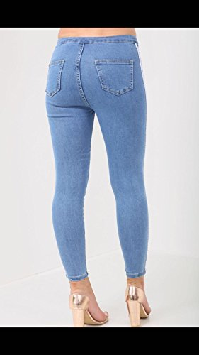 Donna Jeans Momo Jeans Fashions Blue amp;Ayat axaUqvRw