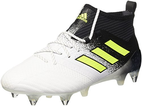 Adidas Sg 1 17 Da Uomo Ace footwear Calcio Yellow core Bianco White Scarpe Black solar ArqtwrxE