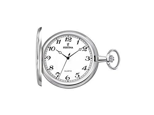 Pocket Watch Festina - F2022/1 - Quartz - Stainless Steel by Festina