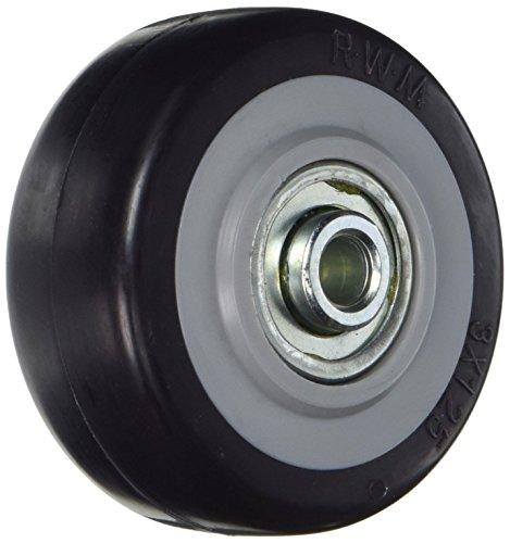 Swivel Plate Polypropylene Caster - 6
