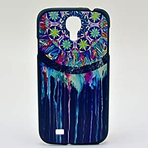 LHY Watercolor Windbell Drawing Pattern Durable Hard Case for Samsung Galaxy S4 I9500