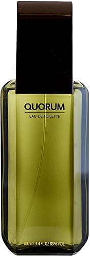 Quorum by Antonio Puig Eau De Toilette Spray for Men 3.40 oz Pack of 2