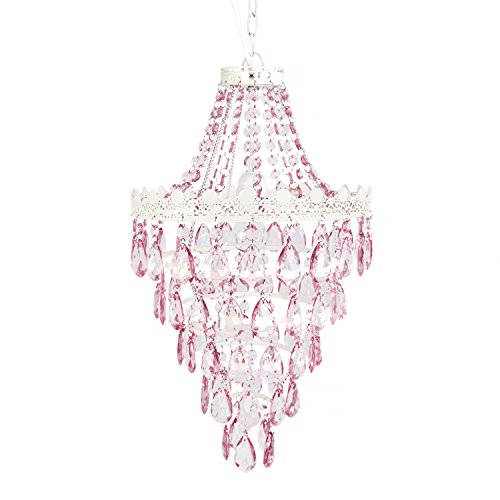 Pink Pendant Light in Florida - 9