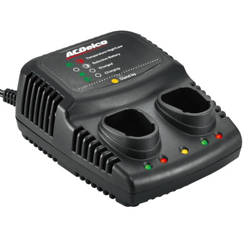 ACDelco ADC8US50-30 30 Min Fast Charger with 2 Ports