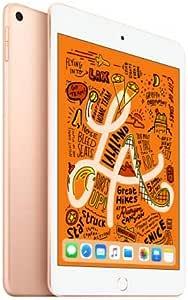 Apple MUQY2X/A 7.9in iPad Mini Wi-Fi 64GB Gold