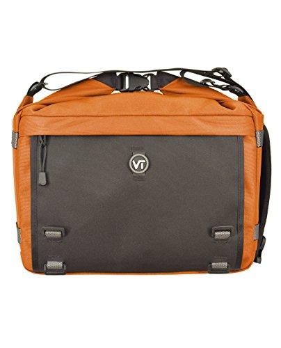 Compact Velo Safe (Visiotrek VS-ORG Pixel 18 Camera and Video Recorder Shoulder Bag (Orange))